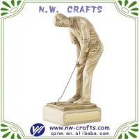 Large picture Unique golf player sports trophy award