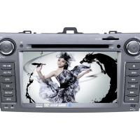 Large picture Car DVD Player With GPS For Toyota Corolla