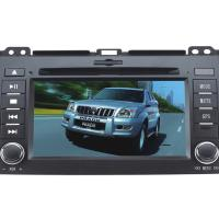 Large picture Car DVD Player With GPS For Toyota Prado