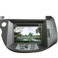 Large picture Car DVD Player With GPS For Honda New Fit