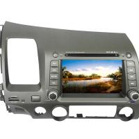 Large picture Car DVD Player With GPS For Honda Civic