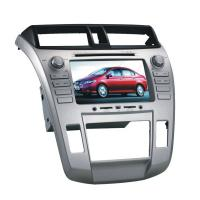 Large picture Car DVD Player With GPS For Honda City