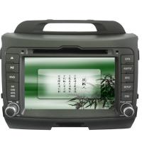 Large picture Car DVD Player With GPS For Kia New Sportage