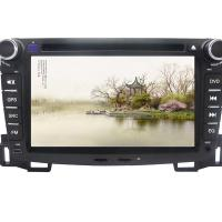 Large picture Car DVD Player With GPS For Chevrolet New Sail