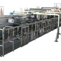 Large picture Full Servo Baby diaper Making Machine