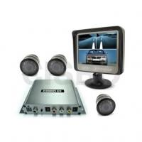 Large picture CCTV Multi-cameras Rearview System