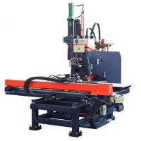 Large picture CNC Plate Drilling and Punching Machine