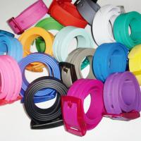 Large picture silicone belts