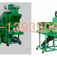 Large picture peanut cleaning and shelling machine