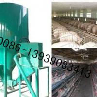 Large picture Animal feedstuff crushing and mixing machine