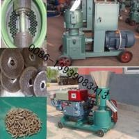 Large picture Flat die pellet machine for animal feedstuff