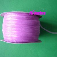 Large picture Decorative Sheer Organza Ribbon 3mmWidth