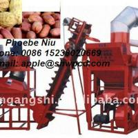 Large picture peanut shelling machine