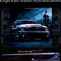 Large picture Led Knight Rider Scanner; Led Car Light