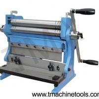 Large picture 3-IN-1Combination of shear press brake&slip roll