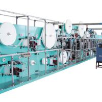 Large picture Full Servo Panty Liner Machine