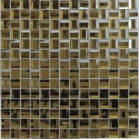 Large picture glass mosaic tiles wz01