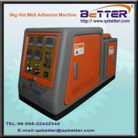 Large picture Hot melt adhesive machine