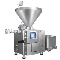 Large picture Vacuum sausage filling machine