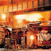 Large picture Ladle refining furnace