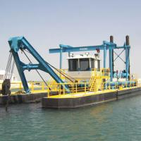 Large picture Cutter Suction Dredger