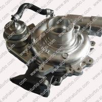 Large picture TOYOTA 2 KD turbocharger 17201-30120