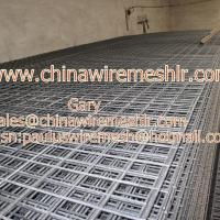 Large picture concrete reinforcing mesh