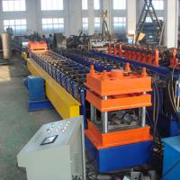 Large picture Highway guard rail forming machine