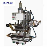 Large picture Flat cylinder hot stamping machine