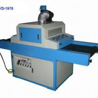 Large picture UV curing machine
