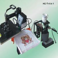 Large picture Combo heat press machine