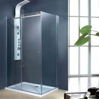 Large picture SICILIA Big wheels shower enclosure