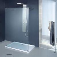 Large picture CE approved Frameless shower screen