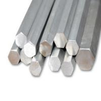 Large picture stainless steel hexgonal bar