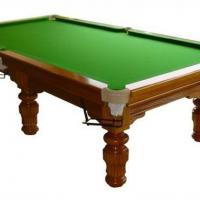 Large picture billiard table