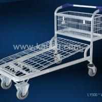 Large picture warehouse trolley