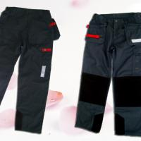Large picture reflective workwear safety  pants