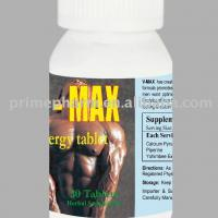 Large picture V-max for man's disorder of erection