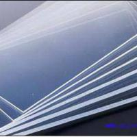 Large picture white petg card sheet film