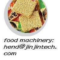 Large picture instant noodle machine