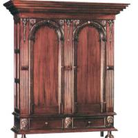 Large picture Mahogany Dutch Armoire