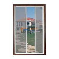 Large picture fiberglass insect screen with black color