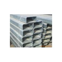 Large picture carbon steel square erw pipe