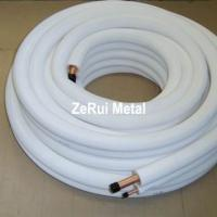 Large picture insulated copper tube