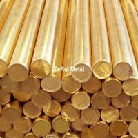 Large picture brass rod