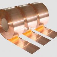 Large picture copper strip