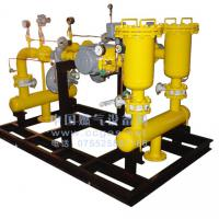 Large picture Natural gas regulator box/cabinet