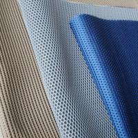 Large picture air mesh fabric