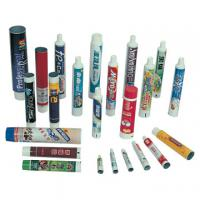 Large picture laminated tubes