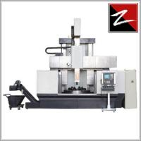 Large picture CXK200 CNC vertical turning and milling center